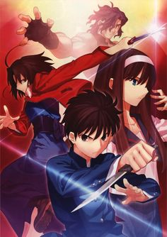 What it means to kill, Tohno/Nanaya Shiki Fan Club - Page 8