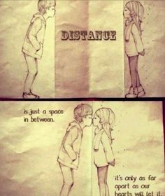 Top 30 love quotes with pictures. Inspirational quotes about love which might inspire you on relationship. Cute love quotes for him/her Cute Love Quotes, Long Distance Quotes, Long Distance Love, Monthsary Quotes Long Distance, I Miss You Quotes For Him Distance, The Words, Cute Couple Drawings, Cute Drawings For Him, Love You