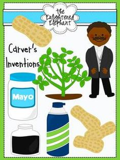 A Craftivity Project for George Washington Carver | First grade ...