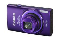Canon PowerShot ELPH 340 HS 16MP Digital Camera (Purple) - http://bestcamerasforphotography.bgmao.com/canon-powershot-elph-340-hs-16mp-digital-camera-purple/