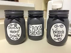 Nightmare Before Christmas Sallys Potions Deadly by KaleyCrafts