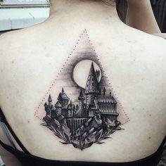 Harry Potter Tattoo Ideas | POPSUGAR Tech