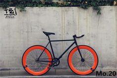 1 piece fixie Bicycle Fixed gear bike 46cm 52cm 56cm DIY single speed road bike track fixie bicycle fixie bike