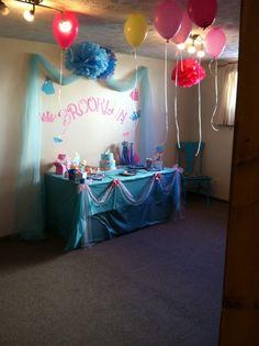 Cinderella Party by krista