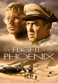 The flght of the phoenix Fernando Ruiz Ww2 Posters, Cinema Posters, Classic Movie Posters, Classic Movies, Top Movies, Great Movies, War Film, Old Hollywood Stars, About Time Movie