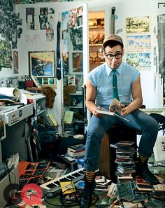 Oh, this man <3 Jack Antonoff