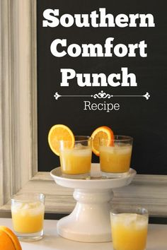 Southern Comfort Pun