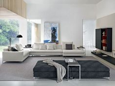 Urbanspace Interiors – Large Sofa Collection   Molteni & C   Urbanspace Interiors