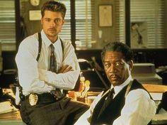 "Neither Brad Pitt nor Morgan Freeman were nominated for ""Seven""."
