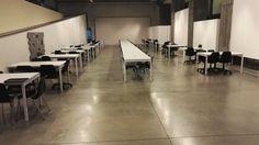ÇSM giriş katı çalışma salonu