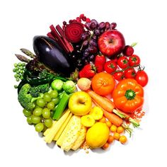 Healthy: Eat your fruit and veg