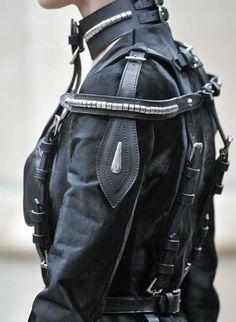 ninja style clothing | fashion dark fashion ninja+goth