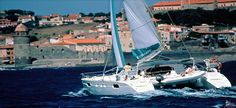 Catana 47 OC, 4 Cabins, 8+2 Berths. Available for Charter in Cuba and Thailand.