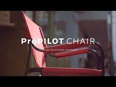 Nissan's autonomous chair is your line waiting buddy | TechCrunch