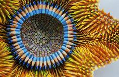 Amazing pencil sculptures