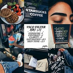 Filters that make great themes on We Heart It Imagen de vsco, feed, and filterFeed Feed or The Feed may refer to: Instagram Theme Vsco, Feeds Instagram, Instagram Feed Order, Photography Filters, Photography Editing, Photography Music, Product Photography, Photography Business, Landscape Photography