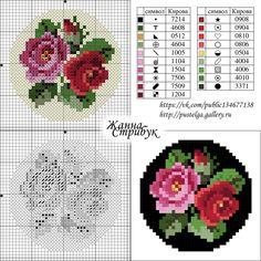 Схемы вышивки Жанны Стрибук's photos – 662 photos | VK