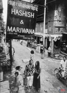 1960s nepal and hippies