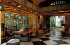 Image result for Geoffrey Bawa's house in Sri Lanka.