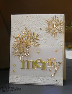 Christmas Stampin' All Year Long: Winner and Top 3 - Challenge #55!!
