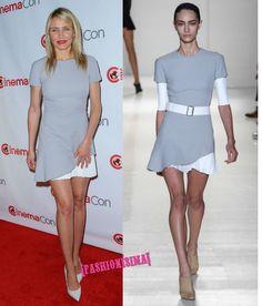 Obsesión del día: Los vestidos de Drew Barrymore y Cameron Diaz en versión Zara