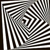 optique art : Géométrique Motif Vector