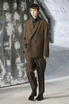 Lemaire Fall 2018 Menswear Fashion Show Collection