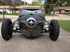 1935 Studebaker Rat Rod, Hot Rod