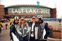 Salt Lake City 2002 Winter Olympics !!