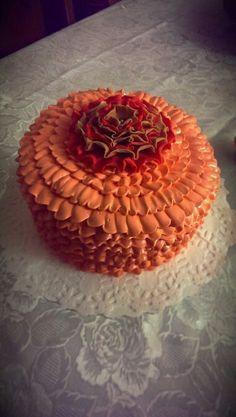 Dominican vanilla cake