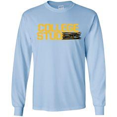 MBIT Exclusive College Stud LS Ultra Cotton Tshirt Cool