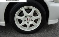 INFO GUIDE: 1997 - 2000 Honda Civic Type R (EK9) | classicregister 2000 Honda Civic, Honda Civic Hatchback, Honda Civic Type R, Paint Color Codes, Japanese Domestic Market, Steel Rims, Unique Cars, Modern Classic, Wheels