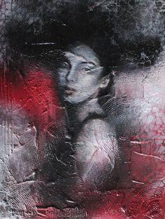 "Saatchi Art Artist Giuseppina Irene Groccia - GiGro;  Slikarstvo, ""Enchantment"" #art"