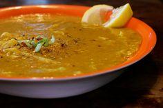 Indian Dahl Soup