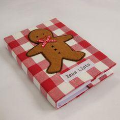 Christmas List Notebook Christmas Planner Christmas