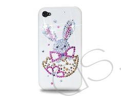 Easter Bunny Egg Bling Crystal Phone Cases  http://www.dsstyles.com/iphone-5-cases/swarovski-series-halloween-swarovski-crystal-phone-case-jack-hands.html