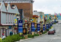 Gaspé rue de la Reine