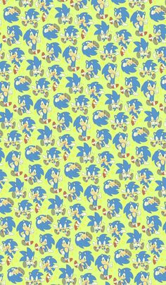 Sonic Green Background by on DeviantArt Shadow The Hedgehog, Sonic The Hedgehog, Green Backgrounds, Wallpaper Backgrounds, Iphone Wallpaper, Cool Wallpaper, Pattern Wallpaper, Sonic Party, Classic Sonic