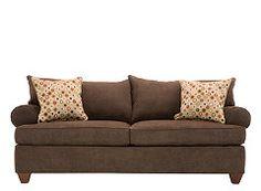 Vegas Microfiber Queen Sleeper Sofa