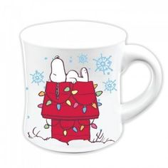 Peanuts Holiday Mug