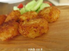 חטיף תפוחי אדמה קריספי / צילום : ניקי ב