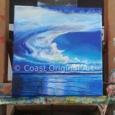 Coast Original Art Independent artist working on commissions for both private and business clients, ranging from canvas to art within a business property. I have also worked on design and signage using an airbrush have also completed work on motorcycles and crash helmets.