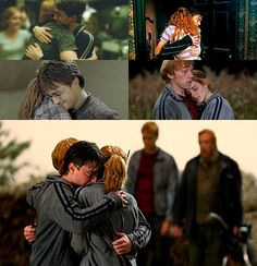 Hugs AND Harry Potter