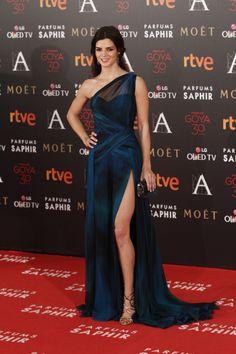 La alfombra roja de los premios Goya 2016