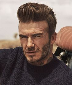 b2fd213408f65 50 David Beckham Hairstyles Men Hairstyles, Haircuts For Men, Celebrity  Hairstyles, Slicked Back