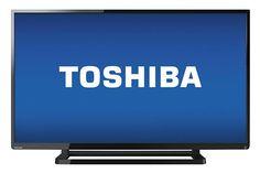 DOTD: Toshiba 40″ 1080P 60Hz 40L1400U HDTV Only $330