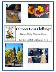 Outdoor Hour challenges and nature study blog for homeschooling using the Handbook of Nature Study by Anna Botsford Comstock