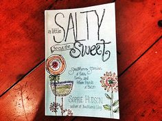 A Little Salty to Cut the Sweet...review by @Reena Dasani Drummond | The Pioneer Woman ...I think I need this book!