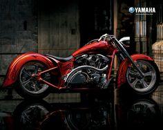 Super Ideas For Cruiser Motorcycle Wallpaper Motos Yamaha, Motos Kawasaki, Yamaha Motorcycles, Custom Motorcycles, Custom Bikes, Bobber Bikes, Ducati, Yamaha Cruiser, Cruiser Motorcycle