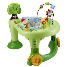 Super fun activity center for baby!
